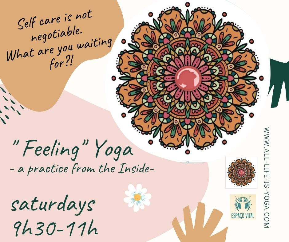 Feeling Yoga – a Practice from the Inside