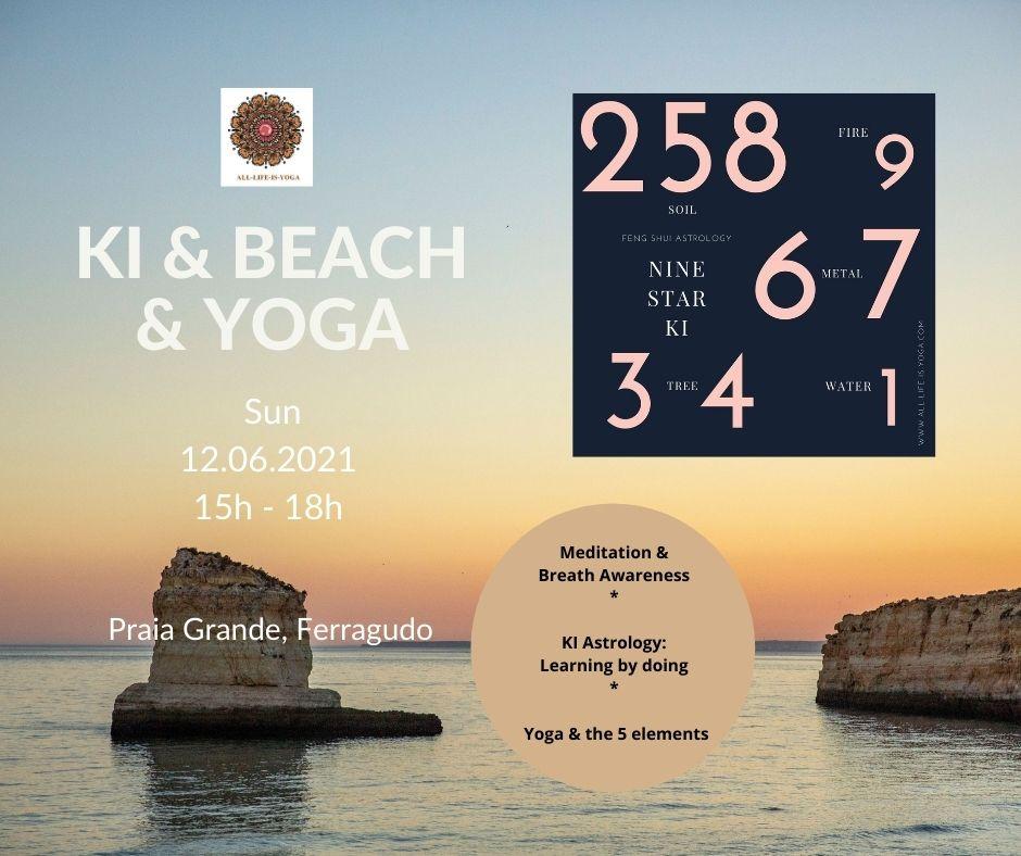 Ki and Beachyoga