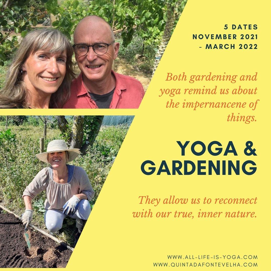 yoga & gardening_ portugal