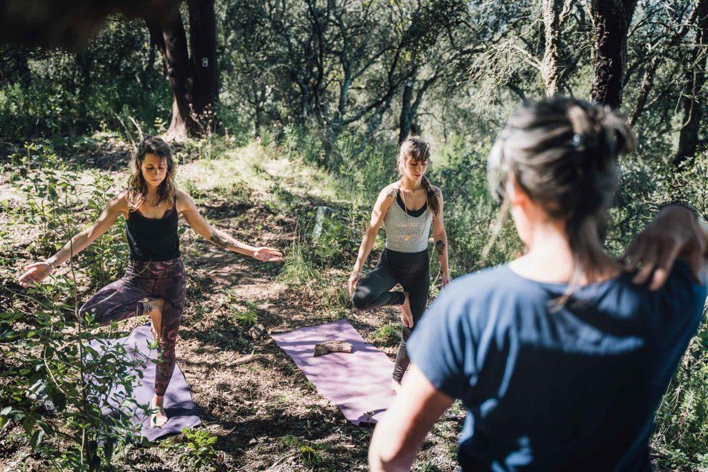 Teaching All life is yoga Portugal