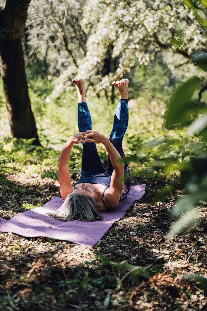connecting All life is yoga