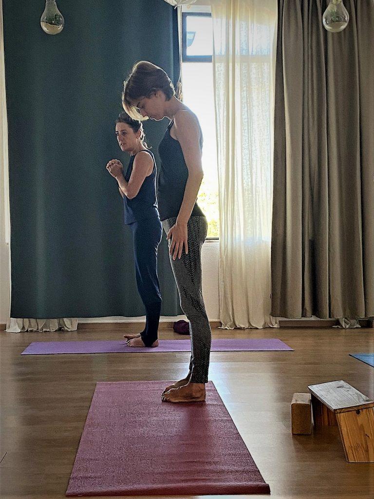 feet in yoga_all life is yoga